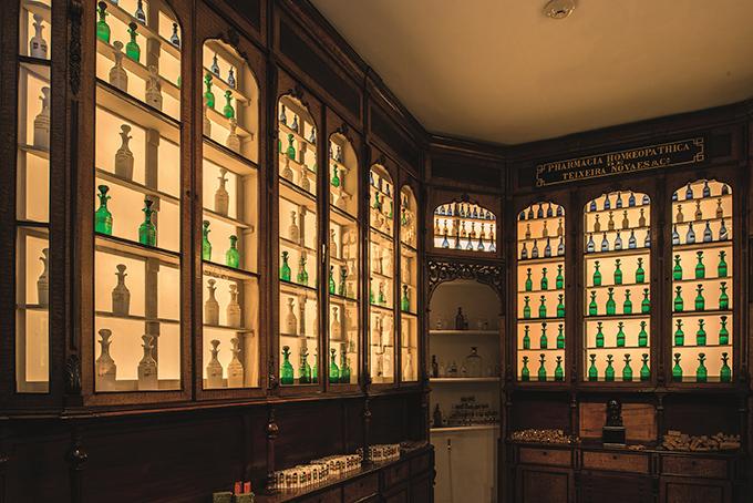 Foto José Caldas Farmacia Teixeira Novaes
